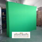 popup greenscreen
