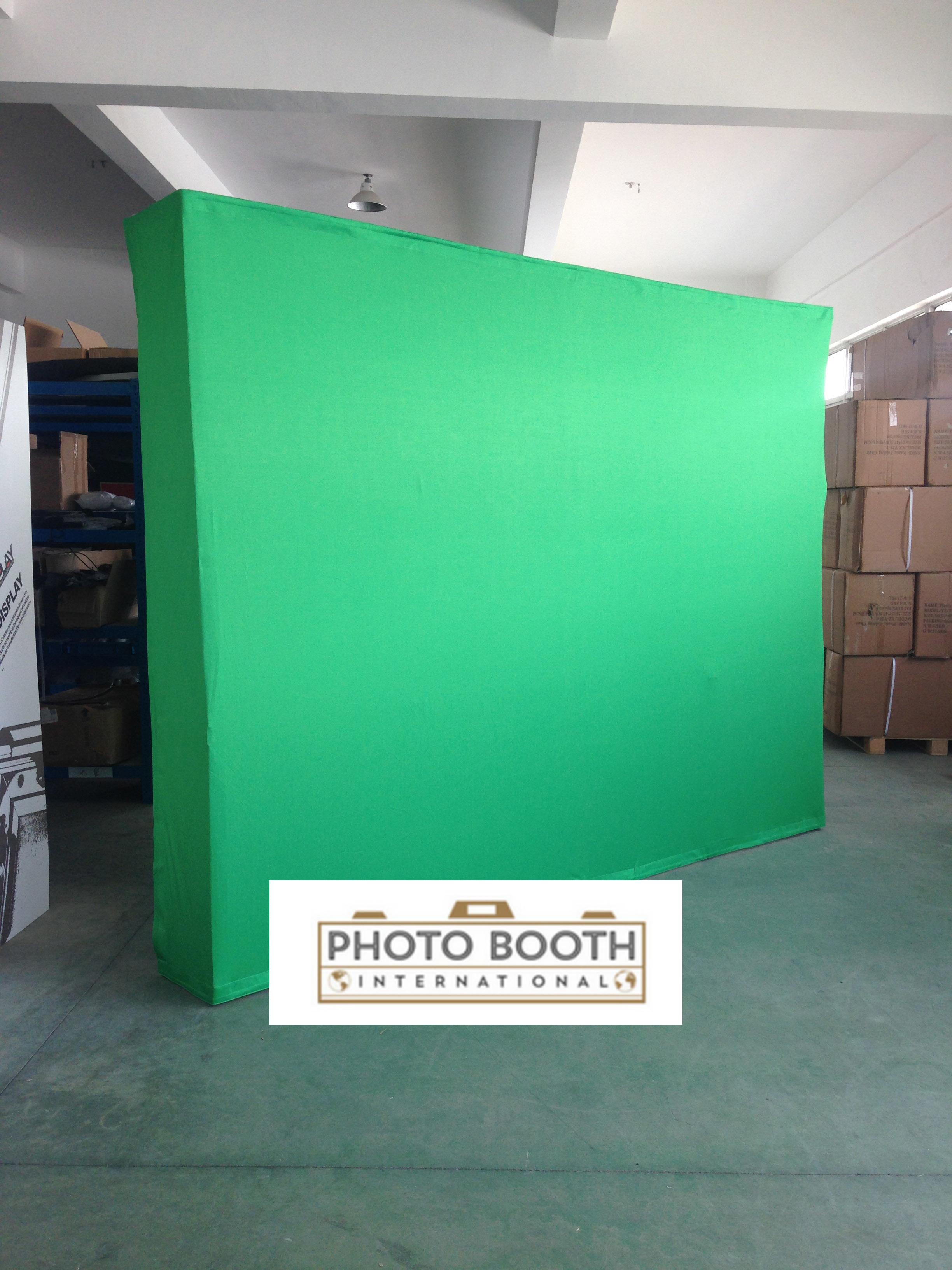 Pop Out Screen : Pop up green screen photo booth international