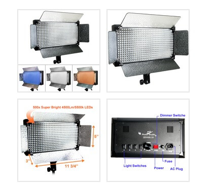 LEd photo booth kit