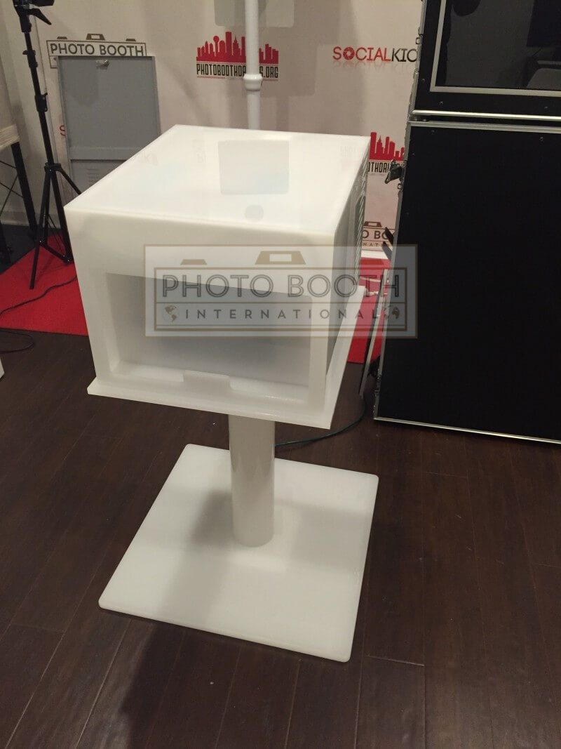 Dnp Led Printer Stand Photo Booth International