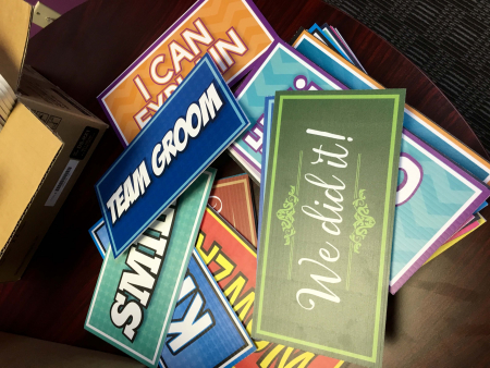 prop signs for cheap