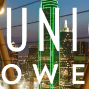 reunion tower photo booth