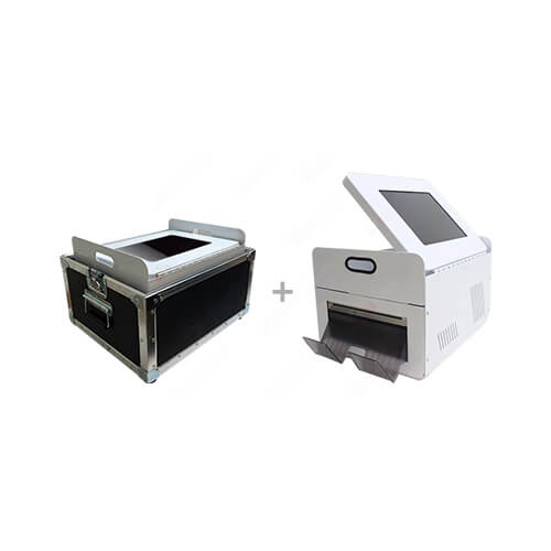 hashtag printer aluminum