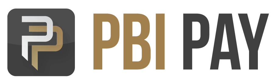 PBI Pay Logo Photo Booth Credit Card Terminal