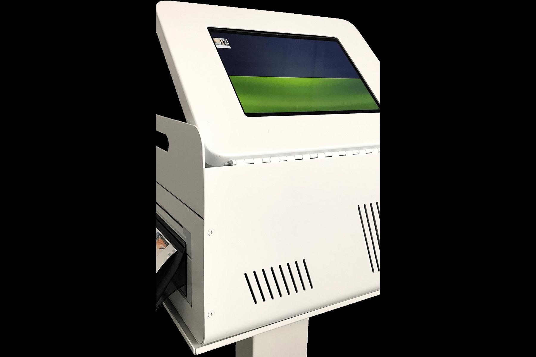 hash printer front