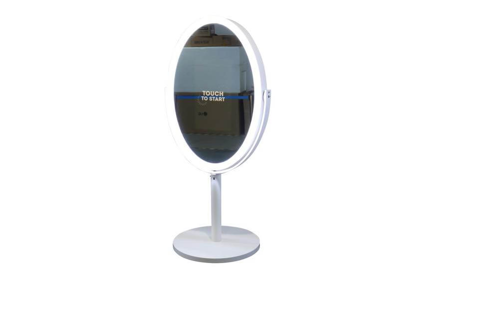 Oval Mirror Photo Booth 2019 Model