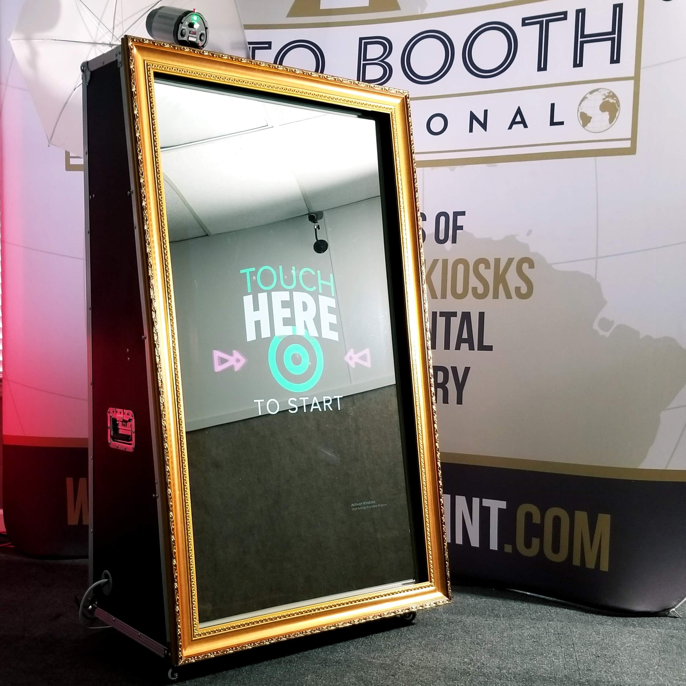 Mirror Photo Booth Business