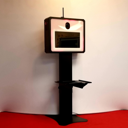 prime xl black tie photo booth