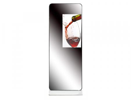 Floor Standing Mirror LCD