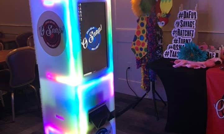 Dana Miller's Gorgeous PBI LED Booth!
