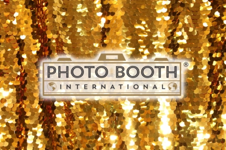Best photo booth backdrops sequin