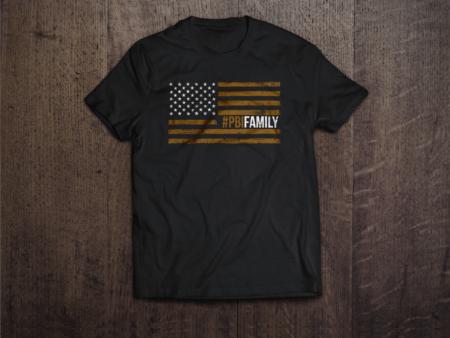 PBI Freedom Tshirt Front
