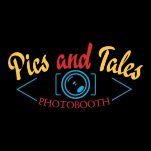 Pics and Tales Photo Booth Logo