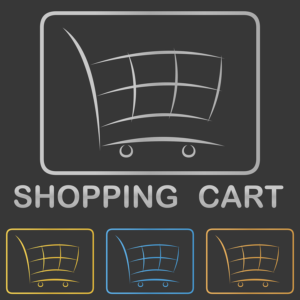 expanding market place shopping cart