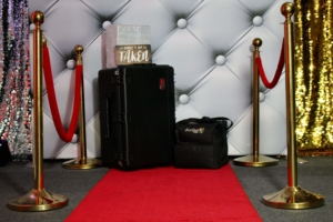 Diamond Photo Booth Package