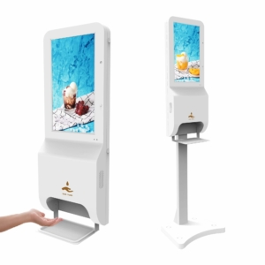 commercial hand sanitizer stations
