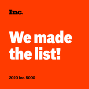 Photo Booth International Ranks No. 1239 on the 2020 Inc. 5000