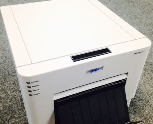 dnp photo printer for photo booth